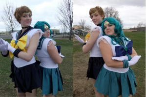 'I've Got Your Back' - Sailor Moon Cosplay by OxfordCommaCosplay