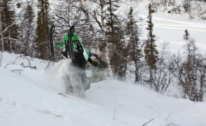 Martin with sled 2 by denil