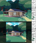 Vacation house by JADrawings