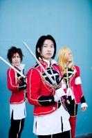 Le Sang des Chevaliers: The Three Musketeers by PrincessUnicorn-Sama