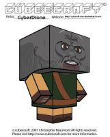 Cubeecraft - Ogron by CyberDrone
