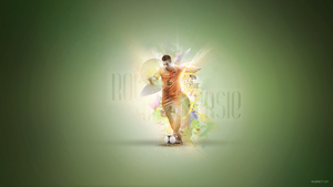 Robin Van Persie Wallpaper by WALIDINHOOO