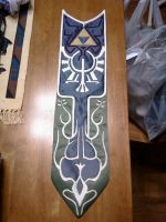 Zelda Progress: Banner by Elrowiel