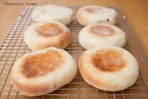 Cranberry cream cheese bun 1 by patchow