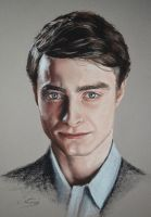 Daniel Radcliffe by Andromaque78