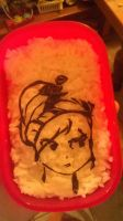 Vanellope Bento- First try! by fullmetaladdict1101