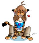 Rediculously Happy Flora by Twokinds