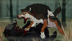 Blood War } WoLF. by xDeadDog