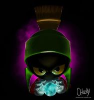 Marvin the Martian by fubango