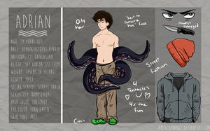 Adrian Reference Sheet by ABlackOrange