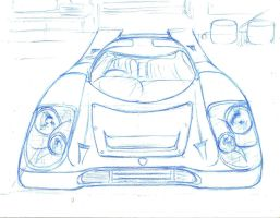 917 Sketch by driftdaniel