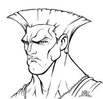 Guile Inks by Chadwick-J-Coleman