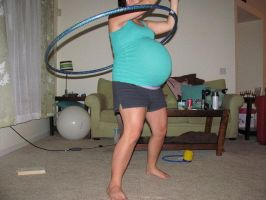 Hula Hoop Belly by Codaman