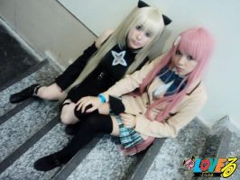 To Love Ru Cosplay by chii-tama