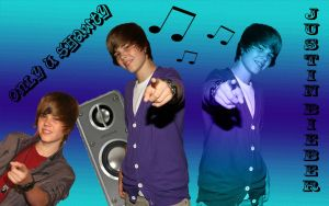 Justin Bieber wallpaper by Sayomi101