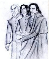 Lucius, Severus and Septimus by Lucius007