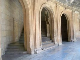Arches 5 by lyka-stock