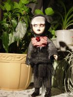Bay D.  doll by VisualGoth