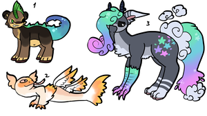 Auction adopts ( 2/3 ) OPEN - DISCOUNT by Amanska
