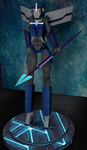 Pc Moonstrider 3d By Anyaallycat by I-Am-A-Silver-Lining