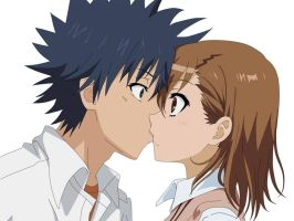 to aru majutsu no index by fursen3