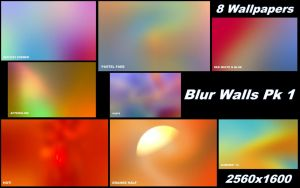 Blur Walls Pk 1 by Ton-K300