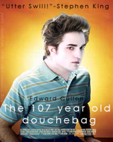 107 year old douchebag poster by immortalbeloved0