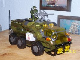 HALO Troop Truck Concept 1 by coonk9