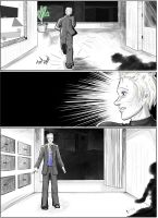 Out There- Page 1. by TheArtOfCBYoung