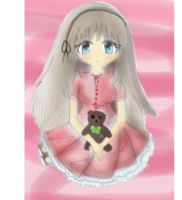 Yuki computer coloured by TopHat-And-Tentacles