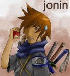 its me Jonin. by evileyes2025