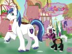 Shopping with daddy by tejedora