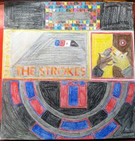 The Strokes - Room On Fire by originofemilie