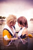 FFX: Union by KaoriEtoile