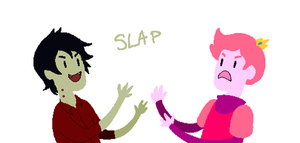 SLAP SLAP by Littlesnuffy