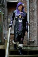Caius Ballad: Front View by Otaku4evr