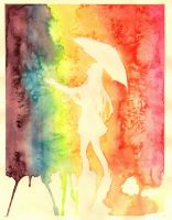 Under the Rainbow by Onnor