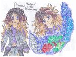 Dimenia, Master of Space ( Dimensions ) by Skyracinghero717