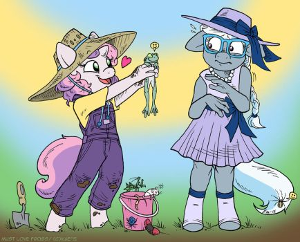 Play Date by MustLoveFrogs