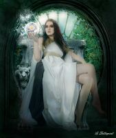 Queen Mab by Lattapiat