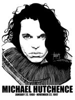 DSS No. 4 - Michael Hutchence by gothicathedral
