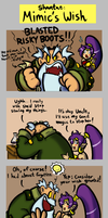 Mimic's Wish (Colored by LuckyJack020) by LuckyJack020