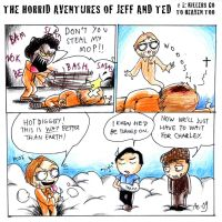 Adventures of Jeff and Ted pt1 by Seal-of-Metatron