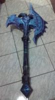 Shadowmourne LIFE-SIZE by nenao