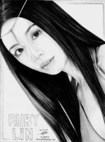 Ruby Lin by shierly85