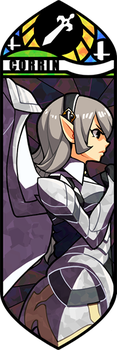 Smash Bros - Corrin F by Quas-quas