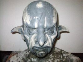 ork 2012A latex half mask by damocles-shop