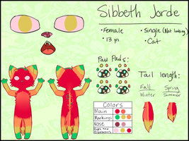 New Sibbeth Reference Sheet by Thaxen