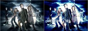 Doctor Who Retouch by asmith9O