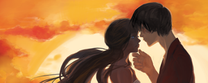 Just a Kiss (v2) by yume-darling